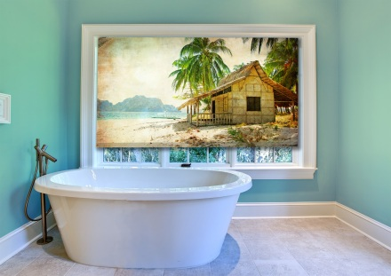 Hawaii Beach Rollerblind