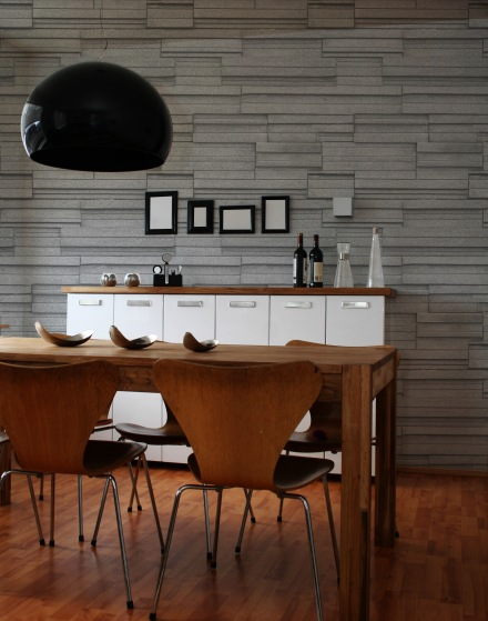 Decor concrete wallpaper